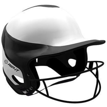 Rip It Vision Pro Home Fastpitch Softball Batting Helmet with Mask: VISN