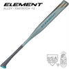 2020 AXE Element -12 Fastpitch Softball Bat: L151H