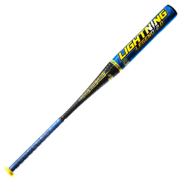 2017 Dudley Lightning Legend 2.0 Endloaded Senior Slowpitch Softball Bat: LLESP122