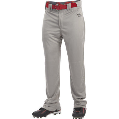 Rawlings Adult Launch Semi-Relaxed Baseball Pants: LNCHSR