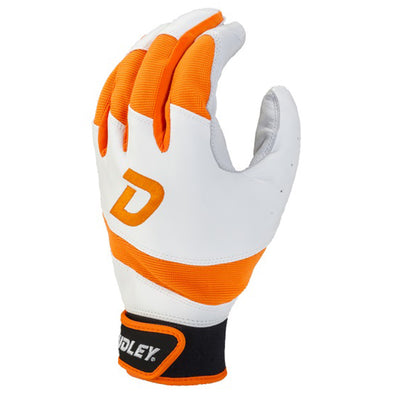 Dudley Lightning Series Adult Batting Gloves: 460354