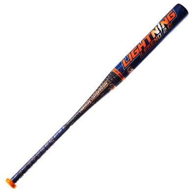 2017 Dudley Lightning Legend 2.0 Endload Senior Slowpitch Softball Bat: LLESP2