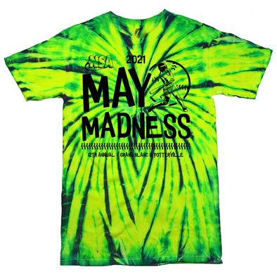 2021 NSA May Madness Fastpitch Tournament T-Shirt