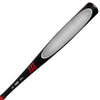 2020 Marucci CAT8 Black -3 BBCOR Baseball Bat: MCBC8CB