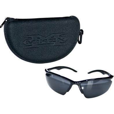 Miken Multi-Lens Polarized Sunglasses with Case: MSUN-2