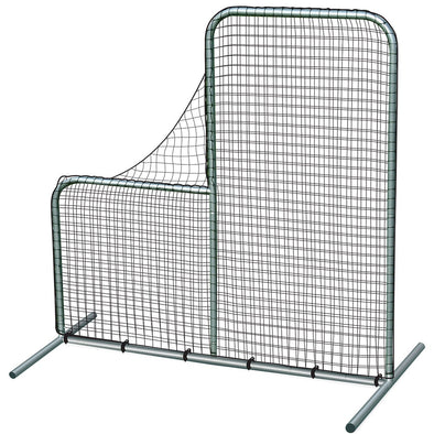 Champro Sports Pitcher's Safety L Screen: NB173