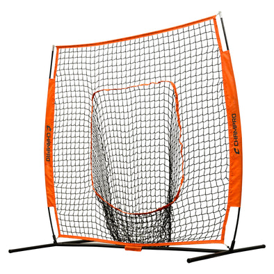 Champro 7' x 7' MVP Portable Hitting Sock Net: NB44E