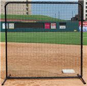 Athletic Specialties Deluxe 1st Base / Fungo Screen & Net: PBFS
