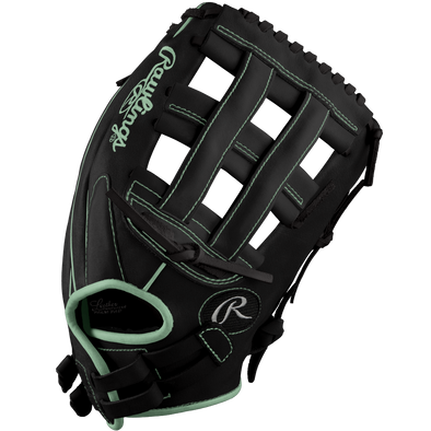 "Rawlings Heart of the Hide 12"" Midnight Mint DSG Exclusive Fastpitch Glove: PRO120SB-6MMDSG"
