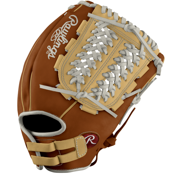 "Rawlings Heart of the Hide 12.5"" DSG Exclusive Fastpitch Glove: PRO125KR-15TCDSG"