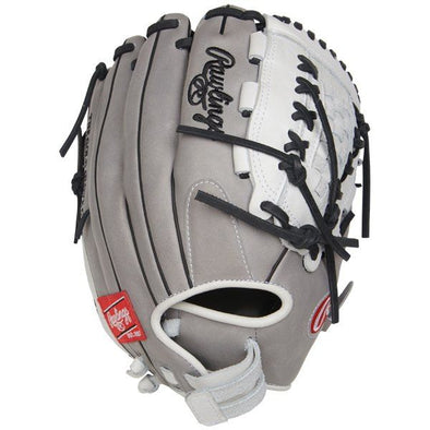 "Rawlings Heart of the Hide 12.5"" Fastpitch Glove: PRO125SB-18GW"