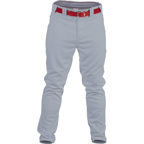 Rawlings Adult Premium Semi-Relaxed Baseball / Softball Pants: PRO150