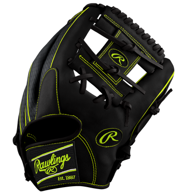"Rawlings Heart of the Hide 11.5"" DSG Exclusive Baseball Glove: PRO204-2BNDSG"