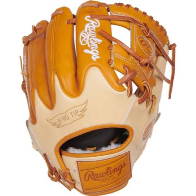 "Rawlings Pro Label Pro Preferred Heart of the Hide Hybrid 11.5"" Baseball Glove: PRO204W-2CRT"