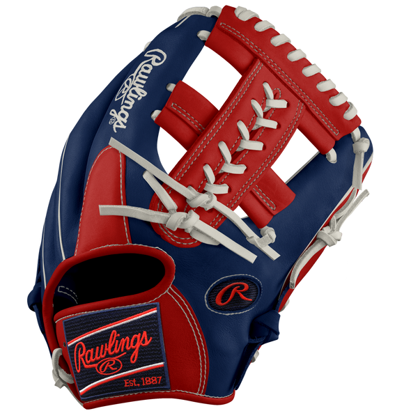 "Rawlings Heart of the Hide 11.5"" DSG Exclusive Baseball Glove: PRO204-19RWBDSG"