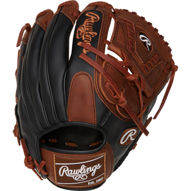"Rawlings Heart of the Hide Color Sync 4.0 11.75"" Baseball Glove: PRO205-30TISS"
