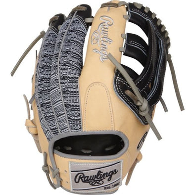 "Rawlings Heart of the Hide Color Sync 3.0 11.75"" Baseball Glove: PRO205-6BCZ"
