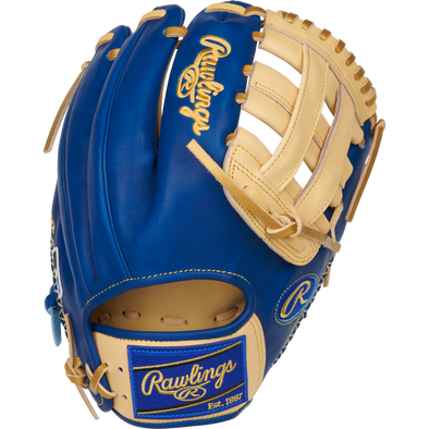 "Rawlings Heart of the Hide Color Sync 5.0 11.75"" Baseball Glove: PRO205-6CRG"