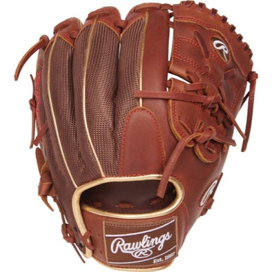 "Rawlings Heart of the Hide Color Sync 3.0 11.75"" Baseball Glove: PRO205-9TIM"