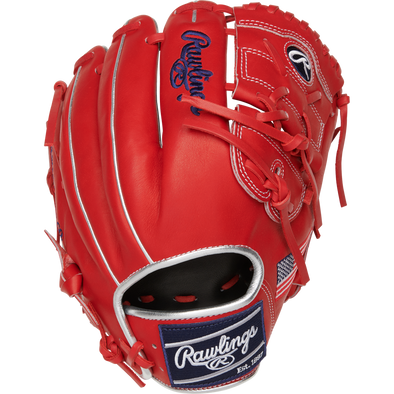 "Rawlings Heart of the Hide 11.75"" USA Baseball Glove: PRO205-9USA"