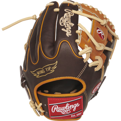 "Rawlings Heart of the Hide 11.75"" Baseball Glove: PRO205W-2CH"