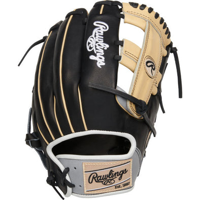 "Rawlings Heart of the Hide 11.75"" Gold Glove Club Baseball Glove: PRO2175-13GBC"