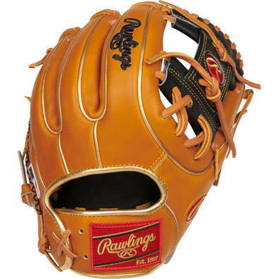 "Rawlings Heart of the Hide 11.5"" Baseball Glove - RGGC February 2021: PRO314-2BT"