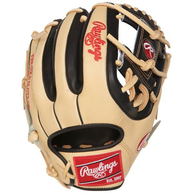 "Rawlings Heart of the Hide 11.5"" Baseball Glove: PRO314-2CB"