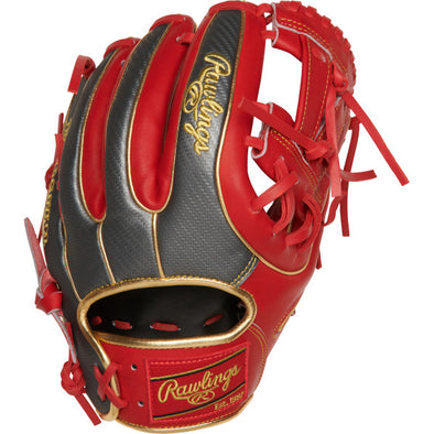"Rawlings Heart of the Hide 11.5"" Kolten Wong GM Gold Glove Club Baseball Glove: PRO314-7SCF"