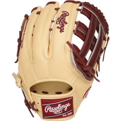 "Rawlings Heart of the Hide Color Sync 5.0 12.75"" Baseball Glove: PRO3319-6CSH"