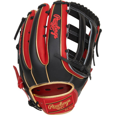 "Rawlings Heart of the Hide 12.75"" Baseball Glove - May 2021: PRO3319-6SB"
