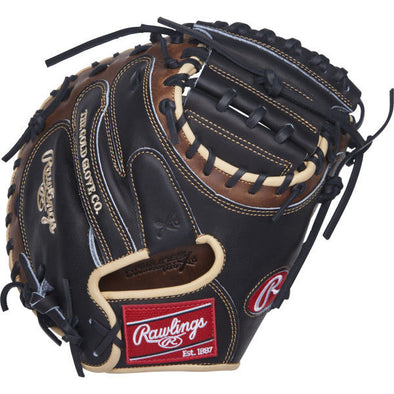 "Rawlings Heart of the Hide 33"" Baseball Catcher's Mitt: PROCM33BSL"