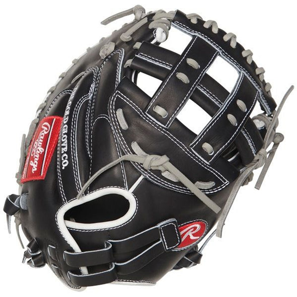 "Rawlings Heart of the Hide 33"" Fastpitch Catcher's Mitt: PROCM33FP-24BG"