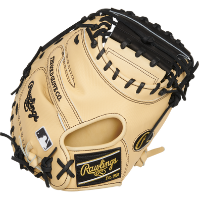 "Rawlings Heart of the Hide Color Sync 5.0 34"" Baseball Catcher's Mitt: PROCM43CBG"