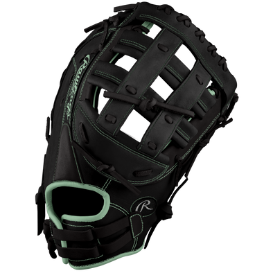 "Rawlings Heart of the Hide 13"" Midnight Mint DSG Exclusive Fastpitch First Base Mitt: PROFM19SB-17BMDSG"
