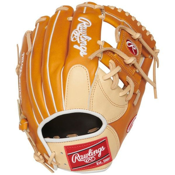 "Rawlings Heart of the Hide 11.5"" Baseball Glove: PRONP4-2CTW"