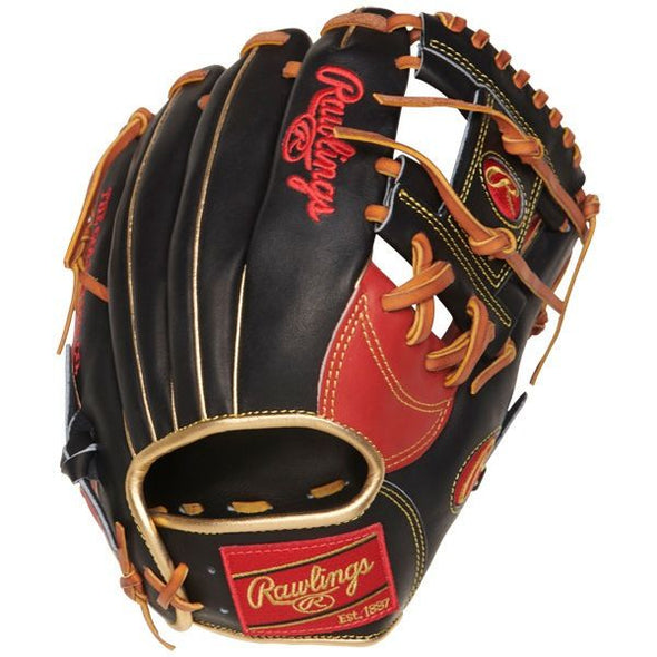 "Rawlings Heart of the Hide 11.5"" Baseball Glove: PRONP4-2SBG"