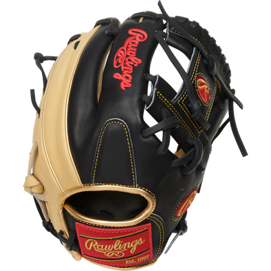 "Rawlings Heart of the Hide R2G ContoUR 11.5"" Baseball Glove: PROR204U-2CB"