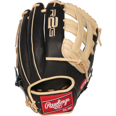"Rawlings Heart of the Hide R2G 12.25"" Baseball Glove: PROR207-6BC"