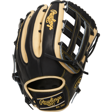 "Rawlings Heart of the Hide R2G 12.75"" Baseball Glove: PROR3319-6BC"