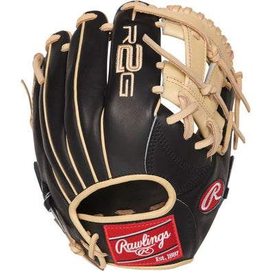 "Rawlings Heart of the Hide R2G 11.25"" Baseball Glove: PROR882-7BC"