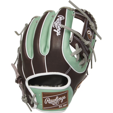 "Rawlings Pro Preferred Limited Edition Mint 11.5"" Baseball Glove: PROS314-2OMC"