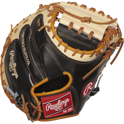 "Rawlings Pro Preferred 33"" Baseball Catcher's Mitt: PROSCM33BCT"