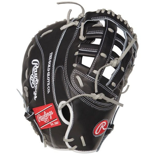 "Rawlings Heart of the Hide 12.5"" Fastpitch First Base Mitt: PROTM8SB-17BG"