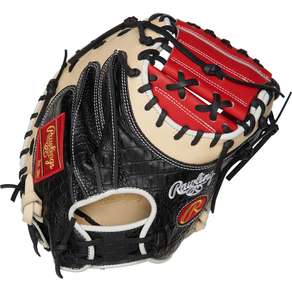"Rawlings Heart of the Hide Color Sync 4.0 34"" Baseball Catcher's Mitt: PROYM4SCC"