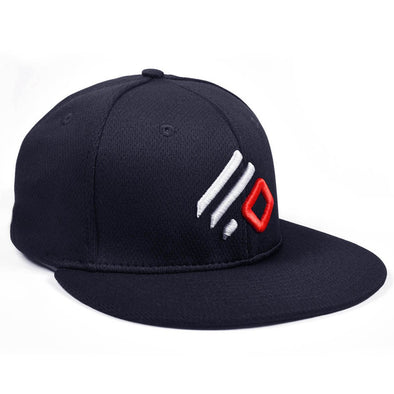 Nokona Diamond Logo Flex Fit Hat: PTS40C-N