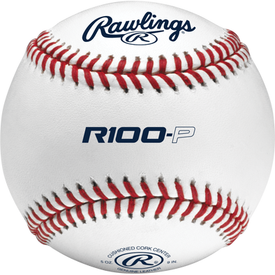 Rawlings R100 High School Practice Baseballs: R100-P