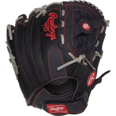 "Rawlings Renegade 13"" Slowpitch Glove: R130BGS"