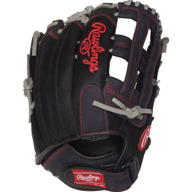 "Rawlings Renegade 13"" Slowpitch Glove: R130BGSH"