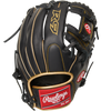 "Rawlings R9 11.5"" Baseball Glove: R9204-2BG"